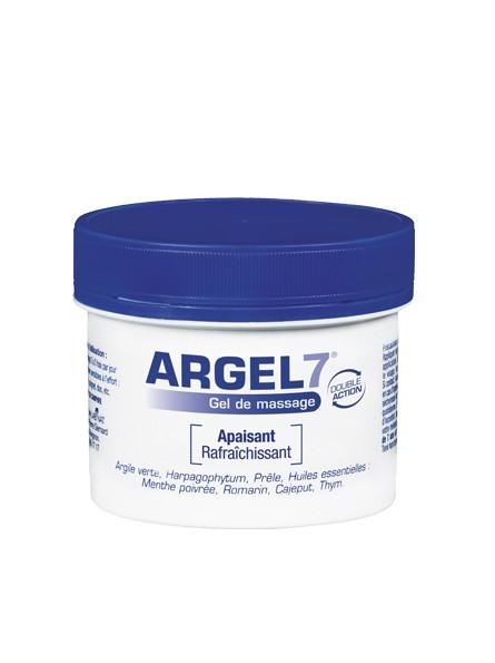 Argel 7 en pot de 120 ml