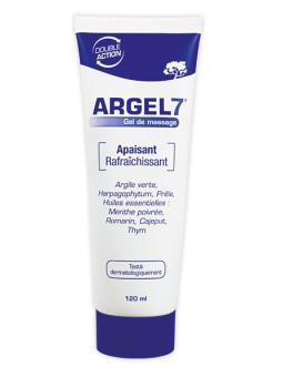 Argel 7 en tube de 120 ml