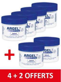 ARGEL 7 ® - La Gamme Complète des Gels de Massage