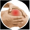 Argel 7 ® gel de massage, les bienfaits du massage sur le genoux